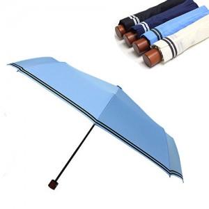 노브랜드,무표 3단 두줄 수동우산