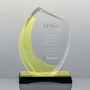 크리스탈 상패 / SD12-010우승 우승패 기념패 감사패 공로패