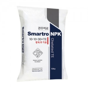 Smartro NPK 10-10-30 10kgX[5포 묶음] - 생육후기용 수용성복합비료가격:149,000원