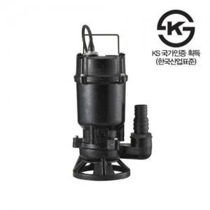 (한일펌프) 오수용 수중펌프 IPV-227가격:147,300원
