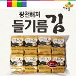 광천해저 들기름 김세트 16봉