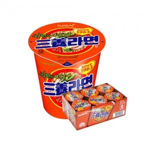 원조 삼양라면 소컵 (6입)가격:6,293원