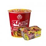 진라면 매운맛 소컵 6개입 / 1box