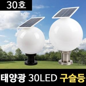 태양광 30LED 구슬등 30호 정원등 호박등