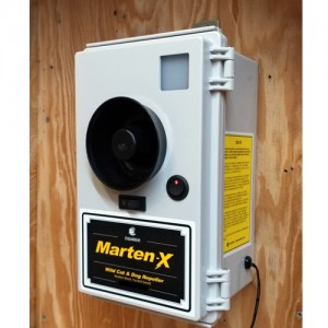유해조수(산짐승)류 전용퇴치기 Marten-X(마틴-엑스)