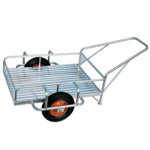 알루미늄 SAB4-리어카 400-8바퀴