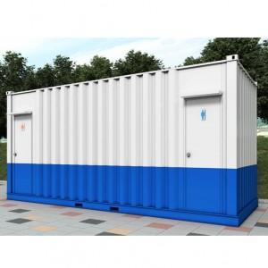 이동식 박스형 화장실 KCT07 (7조)