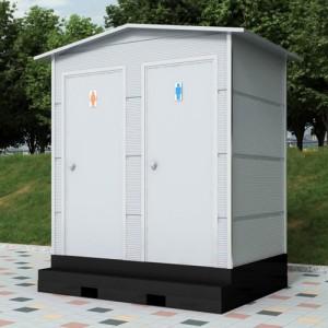이동식 화장실 판넬형 KPT02 (2조)