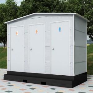 간이 화장실 KPT03 (3조) 판넬형