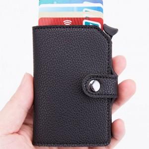 알루미늄 자동팝업 NFC 카드지갑