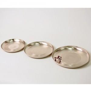 대반찬기 대 중 소 (전통 유기)
