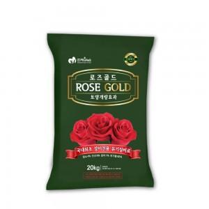 장미전용 유기질비료 로즈골드 20kg가격:30,000원
