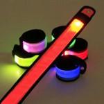 야간 LED 안전 필수 손목밴드 CA155 네이쳐