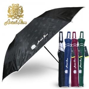앙드레김 2단 AK 디롱 엠보실버 우산