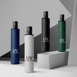 UV차단 SOLID 3단 우산가격:8,690원