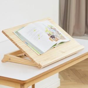 무광NC코팅 각도조절 보조책상 600 드래그 필기 독서대