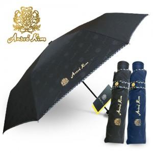 앙드레김 3단 AK 엠보바이어스 우산