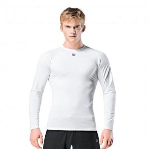 남여공용 발열 스포츠 티셔츠 WILSON