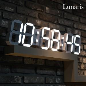 루나리스 GPS 3D LED 대형 벽시계 90cm HMS가격:990,000원