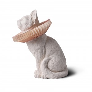 고양이 조명