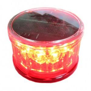 태양광 자석식 LED경광등 SWL-M12R