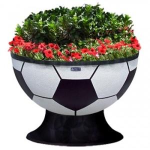 KRMC-D3W형:축구공무늬화분(大)+받침(大)가격:220,000원