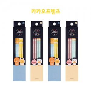 [카카오프렌즈] 리틀프렌즈 4P 연필 세트가격:2,005원