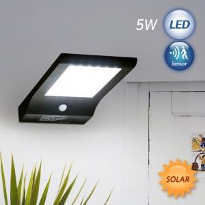 LED 쏠라 013-02 센서 벽등 5W