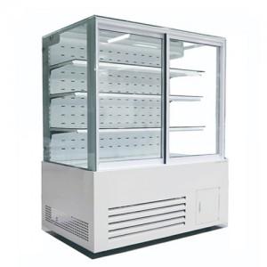반찬냉장고 사각/사선 앞문형 [1500x750x1500]