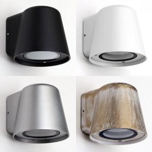 루크 1등 외부벽등 (LED GU10 사용)