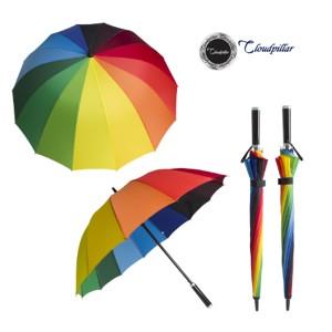 클라우드필라 무지개우산(일자)/장우산.자동우산가격:4,900원