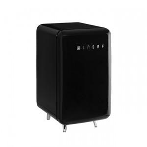 무소음 레트로 냉장고 WC-40BNB