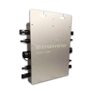 37[MAYSUN 1200] MAYSUN 36V Solar Power Micro-inverter 계통연계형 마이크로 인버터 1200w (3M 전원케이블)