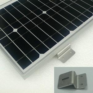 태양광 모듈 전용 브라켓 SUS-304 1.5T - 4EA(1조)