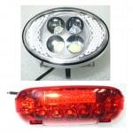 LED FRONT/REAR LIGHT