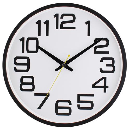 국민무소음벽시계 JS7100