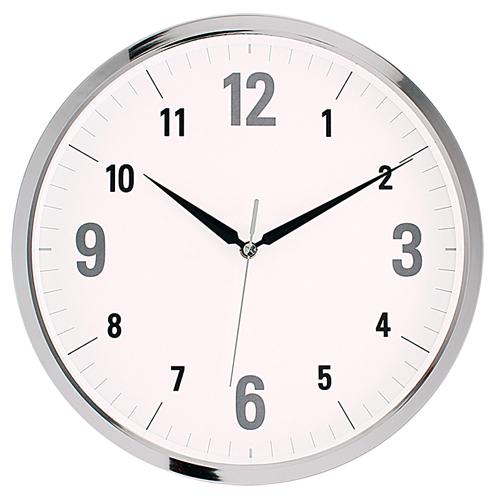 딥그레이무소음벽시계 JS5505