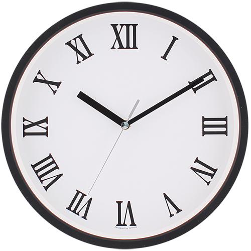 로마국민무소음벽시계 JS5504