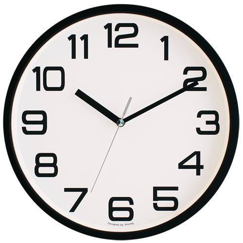 룩스국민무소음벽시계 JS5503