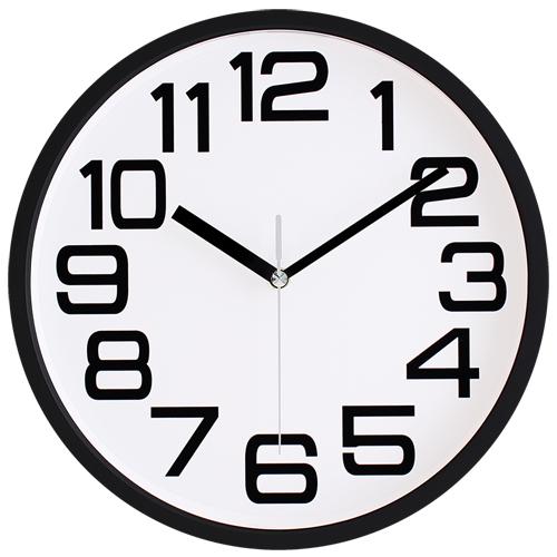 국민무소음벽시계 JS5500