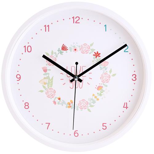 올리비무소음벽시계 JS5116