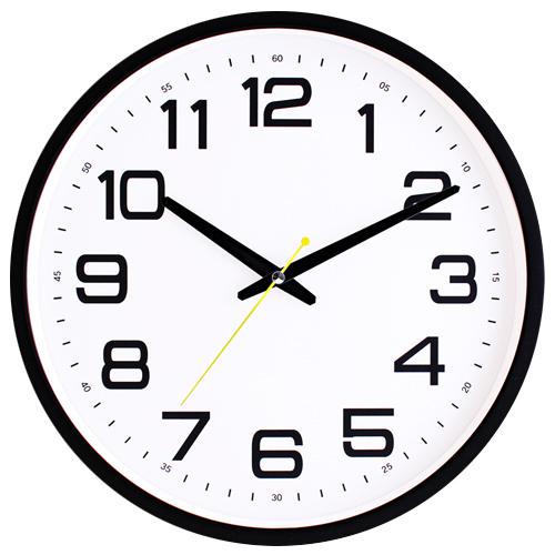 국민무소음벽시계 JS5115