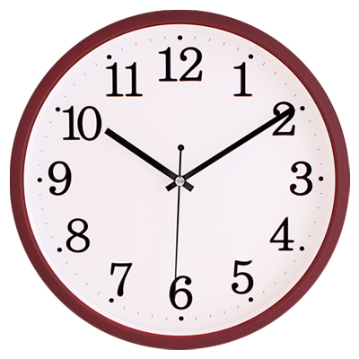 국민무소음벽시계 JS5110
