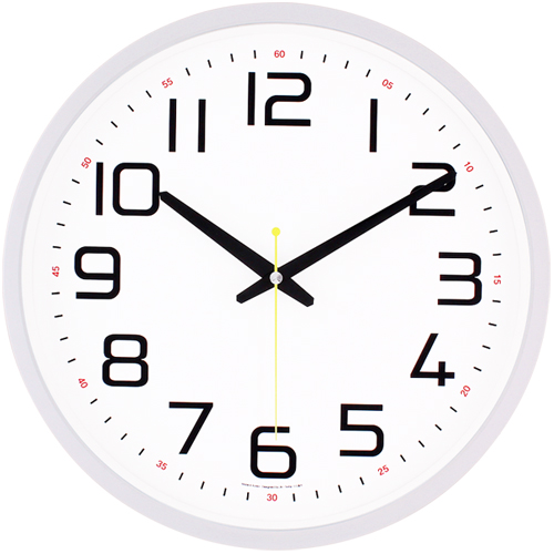 요크아크리탄벽시계 JS3505