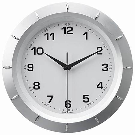 국민12각무소음벽시계 JS1001