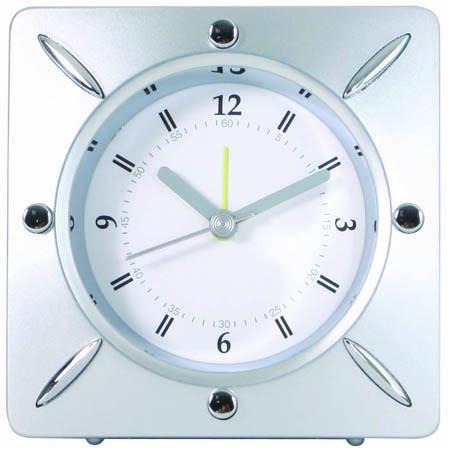 은빛탁상시계 JS301