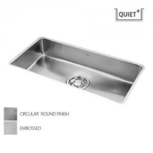 [배수구포함]QUIET 960/서큘러라운드 재질 SET (씽크볼+점보배수구+와이어 바스켓+수세미망) 백조싱크/백조씽크가격:320,000원
