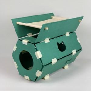 DIY 캣 놀이터 육각 1단 해먹형가격:64,900원