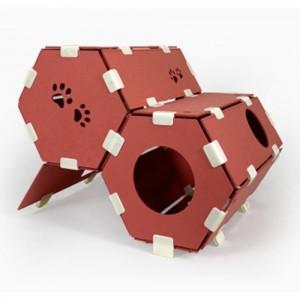 DIY 캣 놀이터 육각 2단가격:90,200원