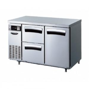 라셀르 테이블 냉장고 (간냉식) (LT-1224R-DS)
